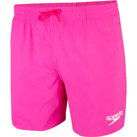 "speedo Essentials 16"" shorts Herrer, electric pink"